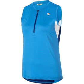 Ziener Nelke Maillot sans manches Femme, light blue